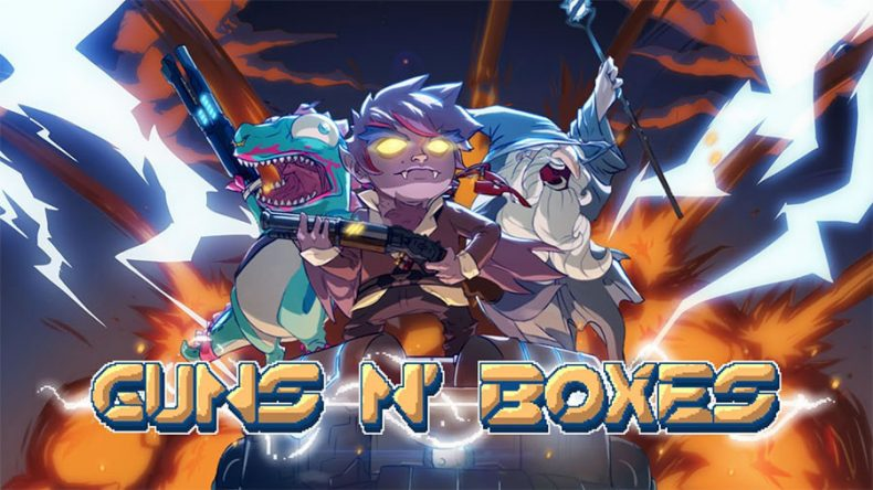 Guns N' Boxes PC Review Guns N' Boxes PC Review with Stream Guns and Box banners 790x444