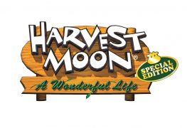 PS2's Harvest Moon: A Wonderful Life Now on PS4 PS2's Harvest Moon: A Wonderful Life Now on PS4 Harvest Moon Wonder Life logo 263x180