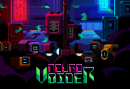 Neurovoider Xbox One Review Neurovoider Xbox One Review with Stream Neurovoider banner 263x180