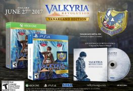 Valkyria Revolution Release Date Announced And New Trailer Here Valkyria Revolution Release Date Announced And New Trailer Here Valkyria Revolution boxset 263x180