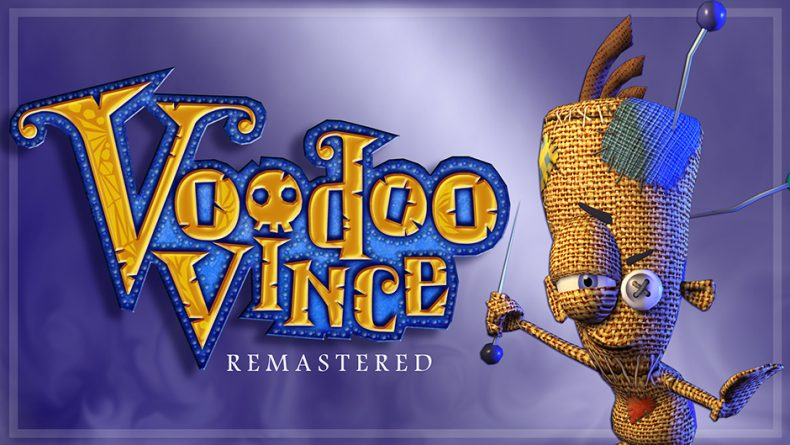 Voodoo Vince: Remastered Gets Release Date Voodoo Vince: Remastered Gets Release Date and Price VoodooVinceHERO 1 790x445
