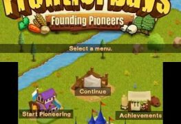 Frontier Days - Founding Pioneers Now Available on 3DS eShop Frontier Days – Founding Pioneers Now Available on 3DS eShop and Switch frontierDays0 263x180