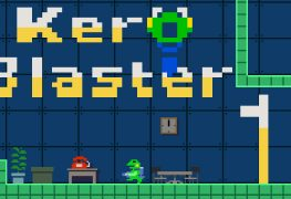 Kero Blaster PS4 Review With Stream Kero Blaster PS4 Review With Stream Kero Blaster 263x180