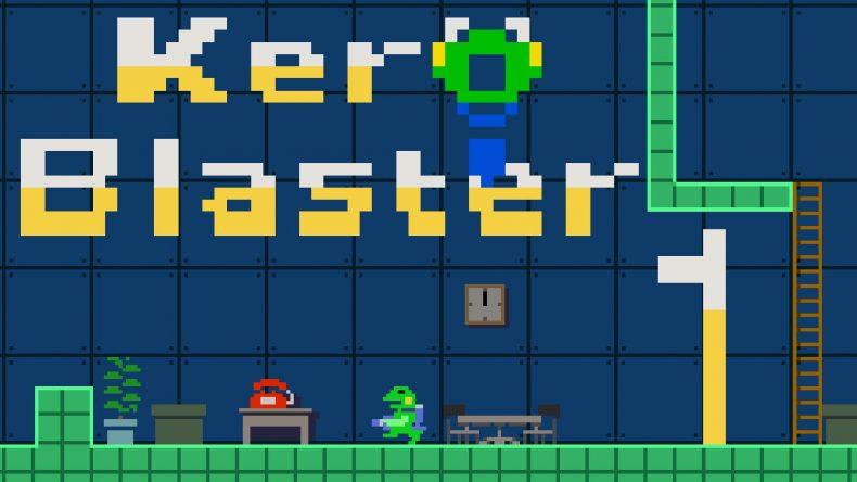 Kero Blaster PS4 Review With Stream Kero Blaster PS4 Review With Stream Kero Blaster 790x444