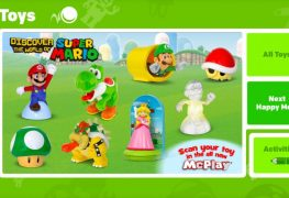 Nintendo Happy Meal Toys Coming Soon to McDonalds Nintendo's Super Mario Happy Meal Toys Coming Soon to McDonald's Mario McDonalds 2017 263x180