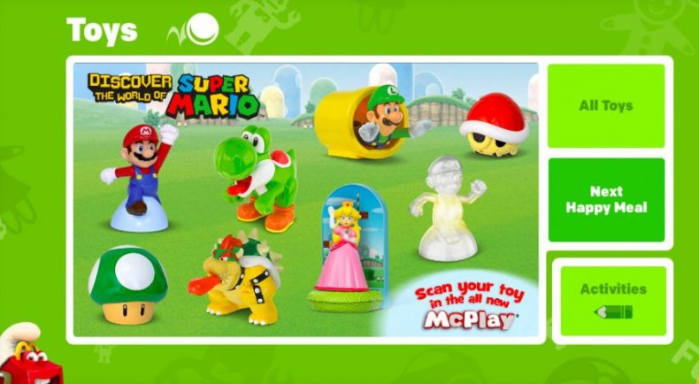 Nintendo Happy Meal Toys Coming Soon to McDonalds Nintendo's Super Mario Happy Meal Toys Coming Soon to McDonald's Mario McDonalds 2017 790x434