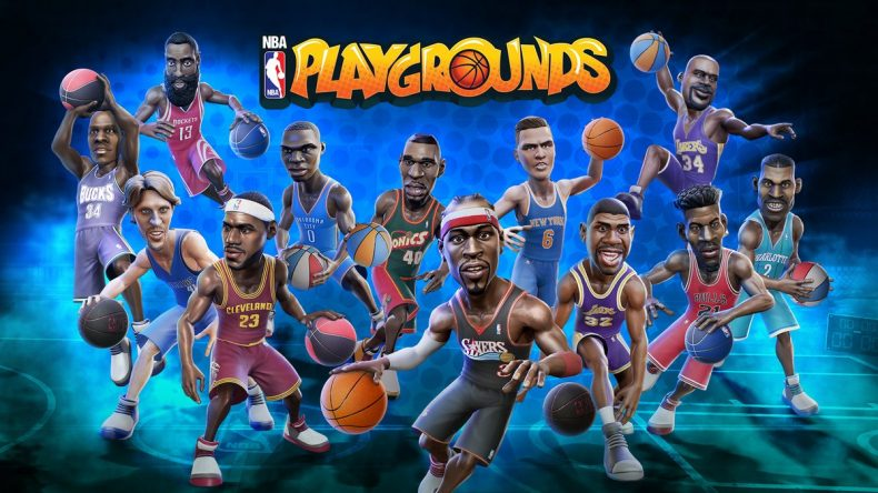 NBA Playgrounds Player Roster Leaked NBA Playgrounds Player Roster Revealed NBA Playgrounds 790x444