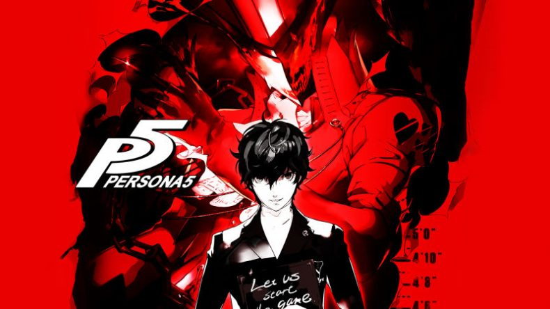 Persona 5 Now Available – Launch Trailer and DLC Details Here Persona5 790x444