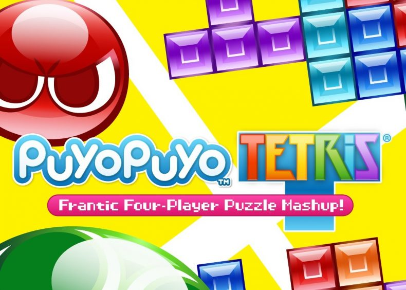 [object object] MyGamer Visual Cast – Puyo Puyo Tetris Puyo Puyo Tetris banner 790x564