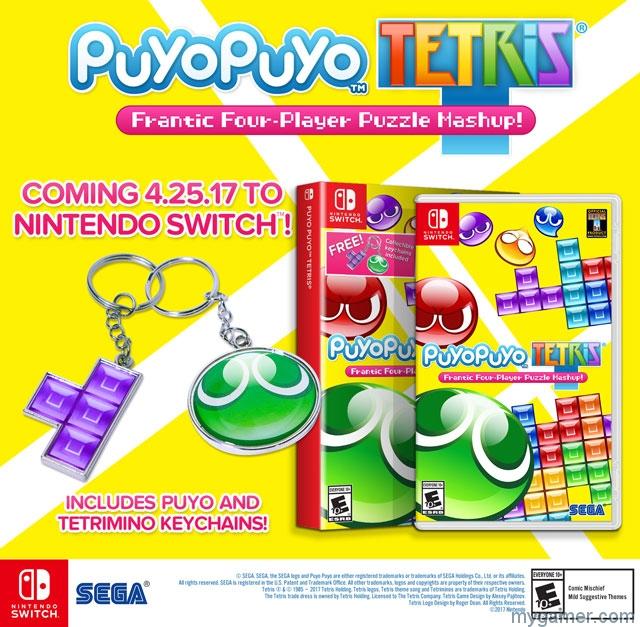 puyo puyo tetris ps4 review Puyo Puyo Tetris PS4 Review Puyo Puyo Tetris key chain