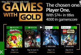 Xbox Live Games With Gold for May 2017 Xbox Live Games With Gold for May 2017 Xbox Games with Gold May 2017 263x180