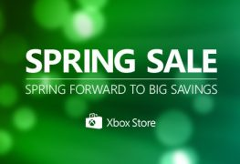 Xbox's Spring Sale 2017 and Deals with Gold for the Week of April 11, 2017 Xbox's Spring Sale 2017 and Deals with Gold for the Week of April 11, 2017 Xbox Spring Sale banner 263x180