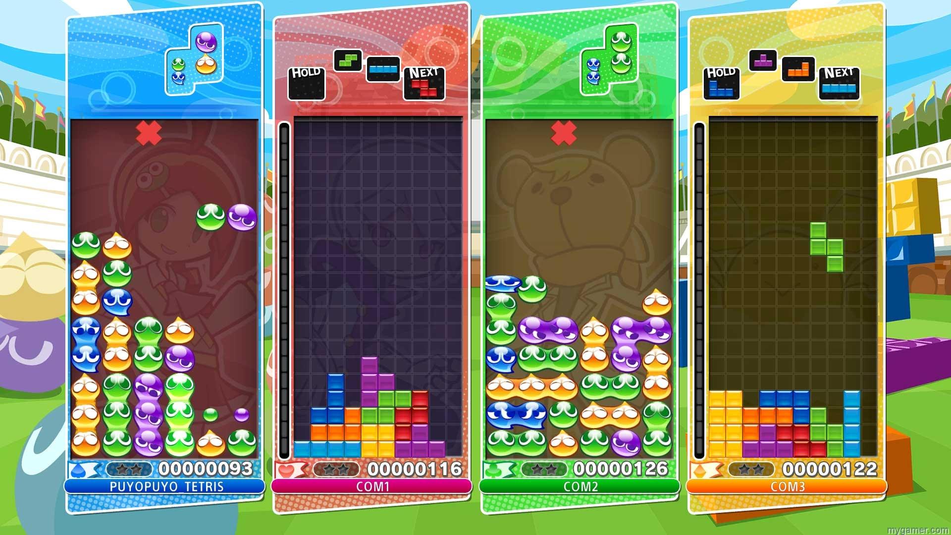 puyo puyo tetris ps4 review Puyo Puyo Tetris PS4 Review puyo puyo tetris 4player