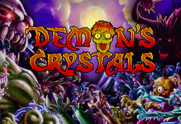 Demon's Crystals Xbox One Review Demon's Crystals Xbox One Review with Stream Demons Crystals 263x180