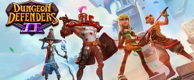 Dungeon Defenders II Launching in June with Splitscreen and Online Modes Dungeon Defenders II Launching in June with Splitscreen and Online Modes Dungeon Defenders II banner 790x327