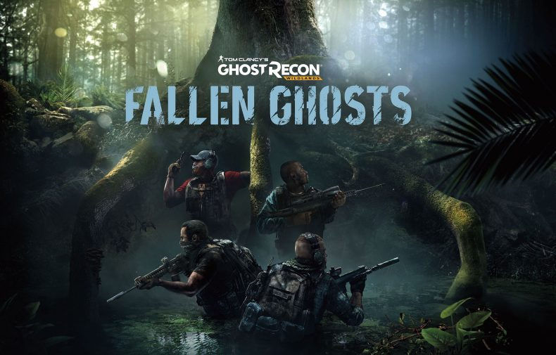 Ghost Recon Wildlands Next Expansion Landing At the End of the Month Ghost Recon Fallen Ghosts banner 790x505