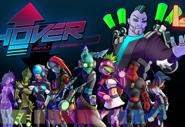 Did You See the Trailer for Hover: Revolt of Gamers? It is Sorta Like a New Jet Set Radio. Did You See the Trailer for Hover: Revolt of Gamers? It is Sorta Like a New Jet Set Radio. Hover Revolt of Gamers banner 263x180