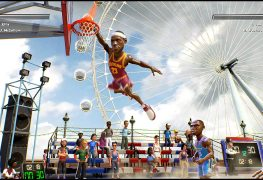 NBA Playgrounds Switch Nintendo Download: Blast Before You Buy - New featured content Nintendo Download: Blast Before You Buy – New featured content Switch NBAPlaygrounds screen 02 263x180