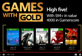 These Are the Free Xbox Games for June 2017 With Added Bonus These Are the Free Xbox Games for June 2017 With Added Bonus Xbox Games with Gold June 2017 263x180
