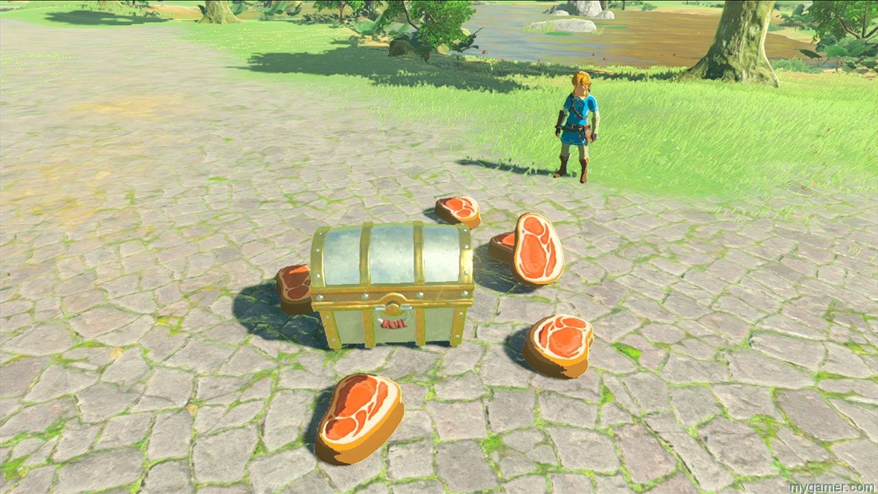 How amiibo Helped Me Finished The Legend of Zelda: Breath of the Wild How amiibo Helped Me Finish The Legend of Zelda: Breath of the Wild Zelda Breath amiibo meat