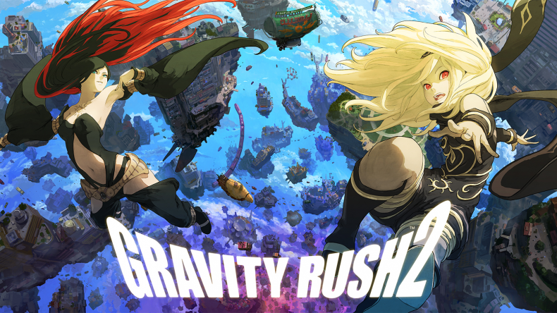Gravity Rush 2 Golden Week, Playstation 4 Sale Golden Week Sale: Save Up to 70% on Japan-Inspired Titles gravity rush 2 listing thumb 01 ps4 us 10jun16 790x444