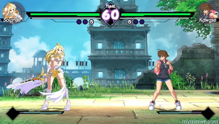 Nicalis Showing Off Four Games at E3 2017 Blade Strangers