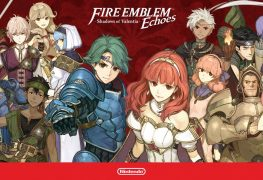 [object object] Fire Emblem Echoes – Shadows of Valentia 3DS Review Fire Emblem Echoes banner 263x180