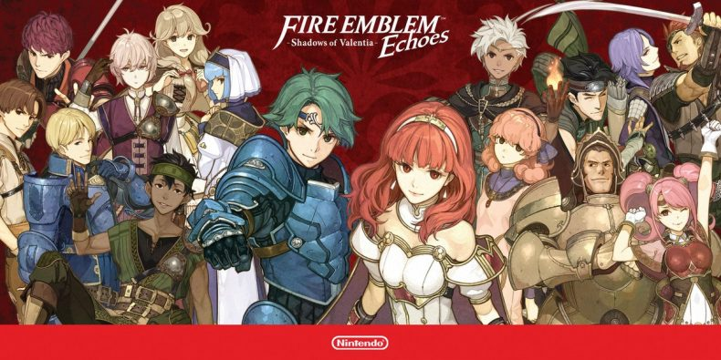 [object object] Fire Emblem Echoes – Shadows of Valentia 3DS Review Fire Emblem Echoes banner 790x395