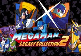 Mega Man Legacy Collection 2 Coming In August Mega Man Legacy Collection 2 Coming In August Just Not on Switch or 3DS Mega Man Legacy Collection 2 banner 263x180
