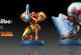 [object object] Metroid: Samus Returns amiibo Functionality Details Here Metroid Samus Returns amiibo 263x180