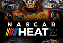 [object object] Buy NASCAR Heat 2 Game, Get $50 Towards Real Life NASCAR Event NASCAR Heat 2 204x142