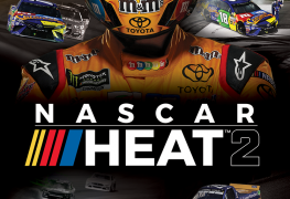 [object object] Buy NASCAR Heat 2 Game, Get $50 Towards Real Life NASCAR Event NASCAR Heat 2 263x180