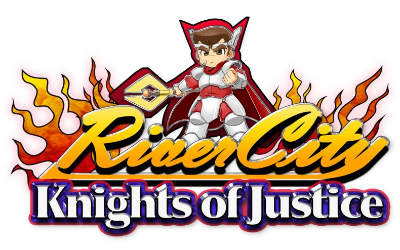 [object object] River City: Knights of Justice Out Now on 3DS eShop River City Knights 3DS 790x494