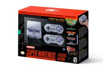 [object object] Nintendo Announces the SNES Classic Edition SNES Mini console box 204x142