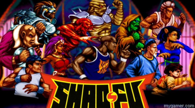 NBA Playgrounds apologizes with free Shaq Fu sequel