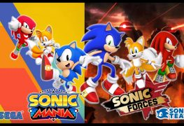 Here are the Atlus and Sega Games that WIll be at E3 2017 Here are the Atlus and Sega Games that wIll be at E3 2017 Sonic Mania Forces banner 263x180