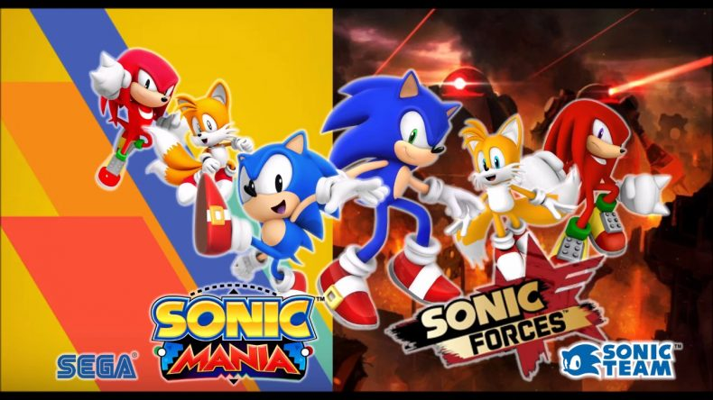 Here are the Atlus and Sega Games that WIll be at E3 2017 Here are the Atlus and Sega Games that wIll be at E3 2017 Sonic Mania Forces banner 790x444
