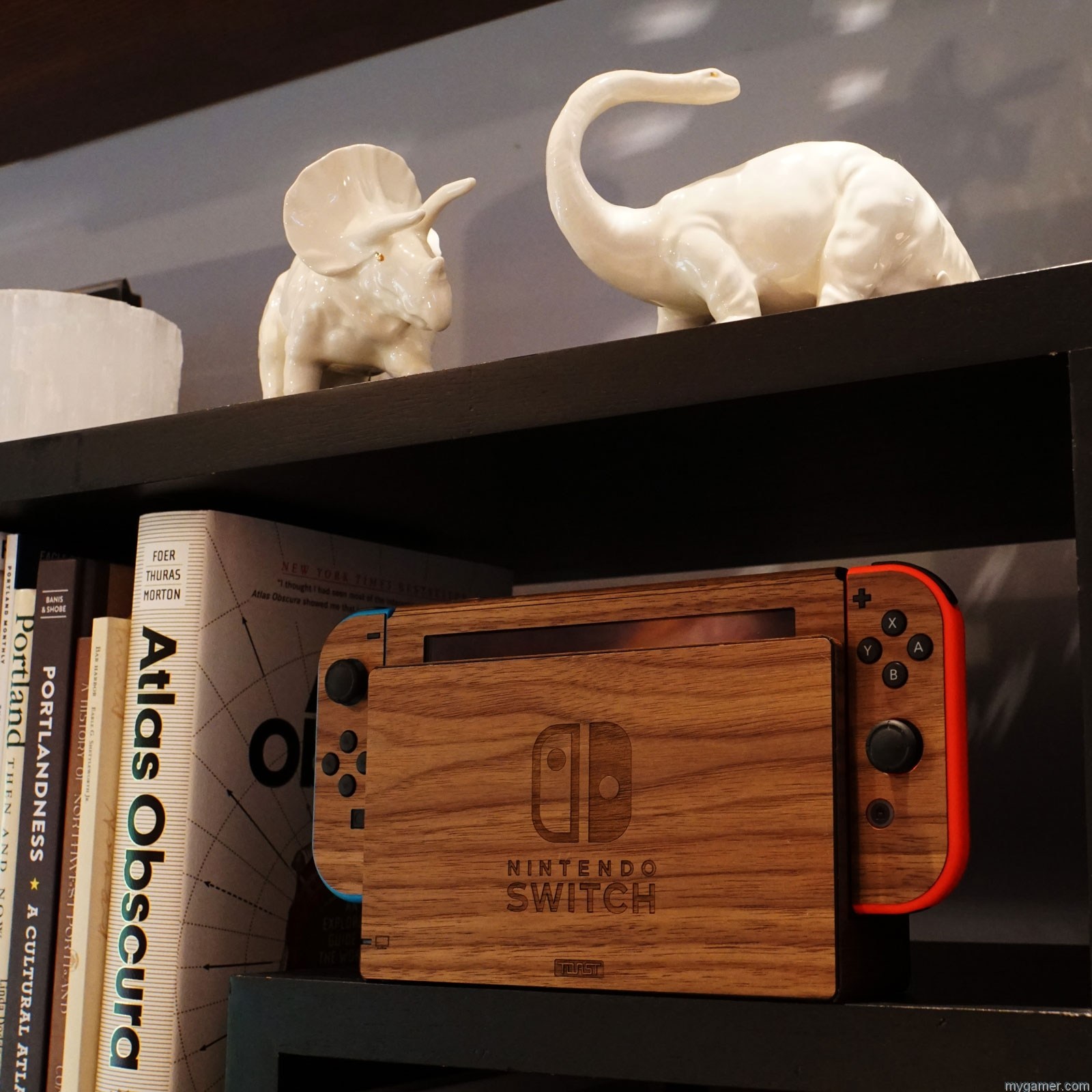 [object object] Add Wood Paneling To Your Console With Toast Toast Switch 3