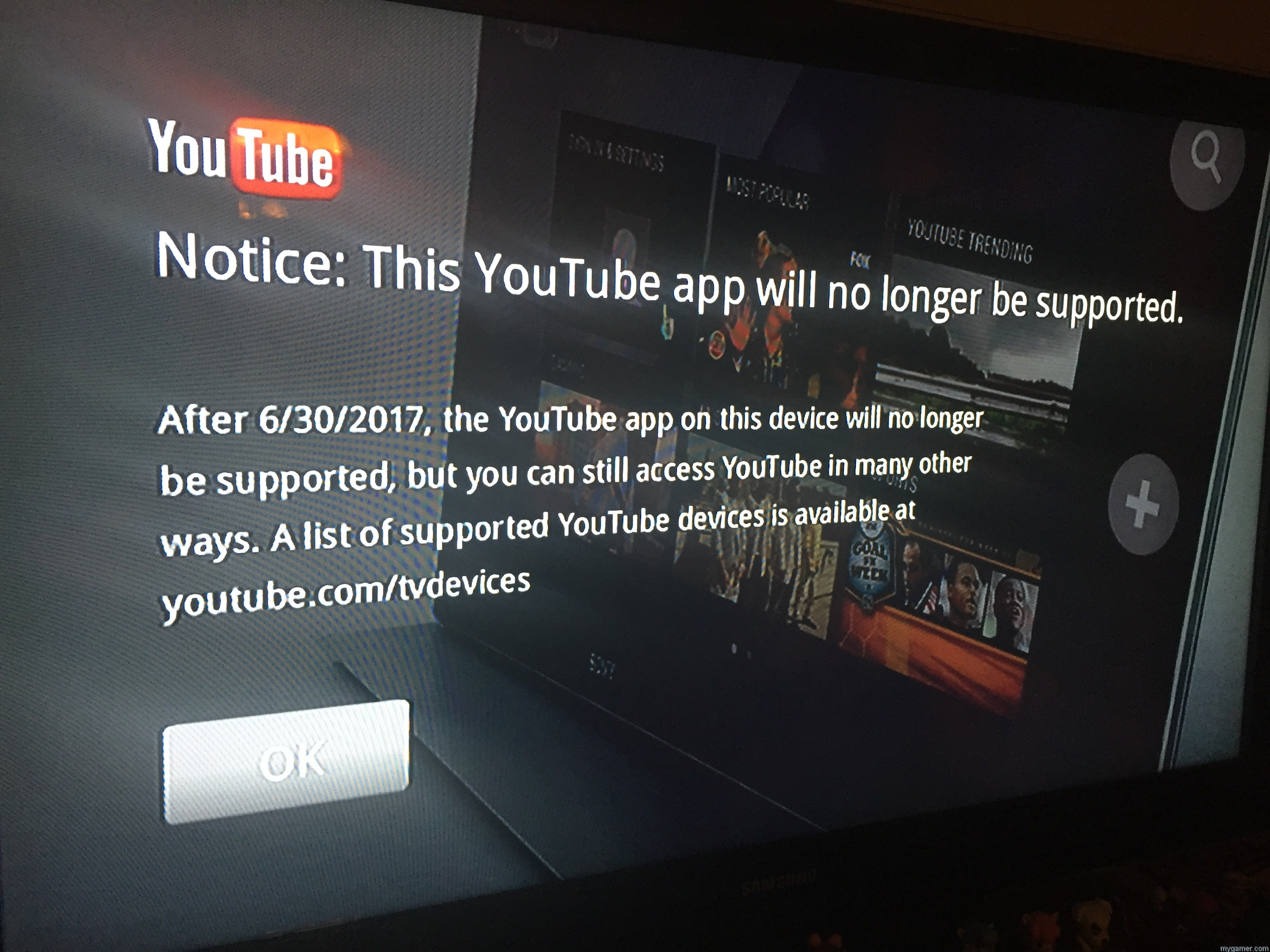 Wii's YouTube App Ending June 2017 Wii's YouTube App Ending June 2017 Wii YouTube Cancelation