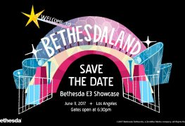E3 2017 – Bethesda Press Conference Summary E3 2017 – Bethesda Press Conference Summary bethesda E3 2017 invite 263x180
