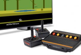 [object object] Details on the Atari and Genesis Flashback Systems Atari Flashback 8 263x180