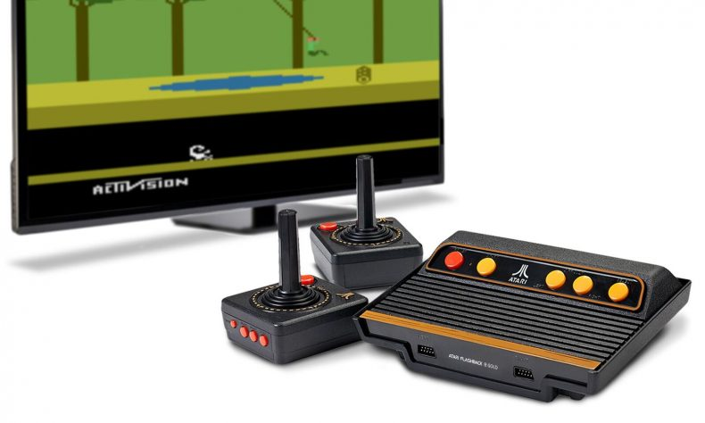 [object object] Details on the Atari and Genesis Flashback Systems Atari Flashback 8 790x474