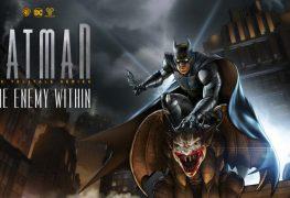 [object object] Telltale Set to Release Batman Season 2 Batman Enemy Within Season2 banner 263x180