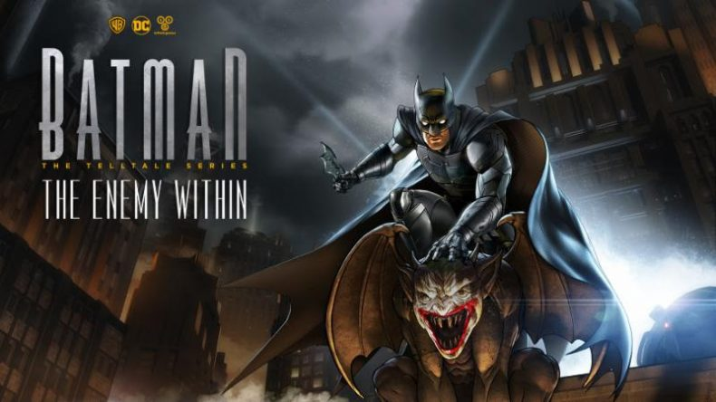 [object object] Telltale Set to Release Batman Season 2 Batman Enemy Within Season2 banner 790x444