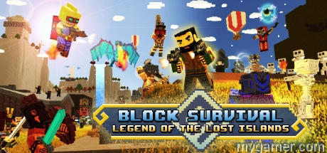 [object object] Block Survival Looks like Minecraft Meets Turok – Trailer Here Block Survival banner