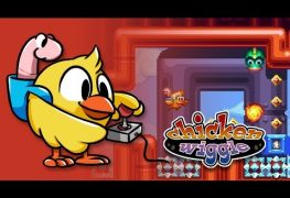 [object object] Did You See the Chicken Wiggle Level Editor? Chicken Wiggle banner 263x180