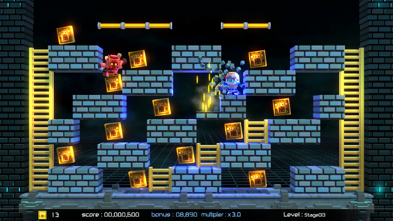 [object object] Lode Runner Legacy Looks like Retro Goodness Lode Runner Legacy Gaming Cypher 4 790x445