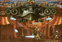 [object object] New NeoGeo Games on Switch, PS4/Xbox One For the Week of July 4, 2017 Metal SLug 2 263x180