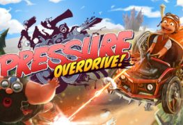 [object object] Pressure Overdrive Arrives on Console and PC Soon Pressure Overdrive 263x180