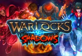[object object] Warlocks vs Shadows PS4 Review with Stream WarlocksVsShadows PS4Game PS4 WN Gallery image EN 263x180